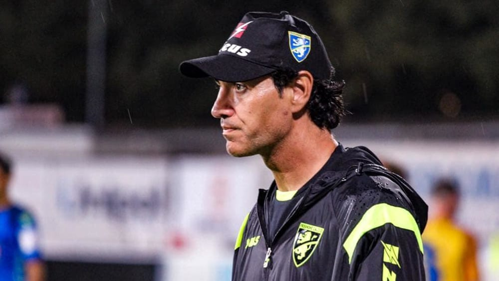 Calcio, l'amichevole Lecce-Frosinone termina 4-1. Nesta è ...