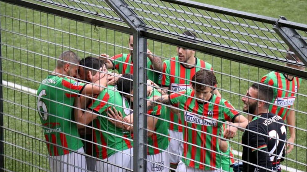 La Vis Artena batte l'Anagni 2-1 - FrosinoneToday